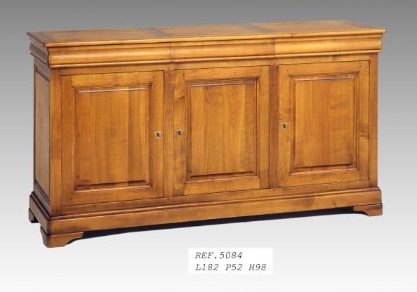 Bufet Louis Philippe 182 x 52 x 98