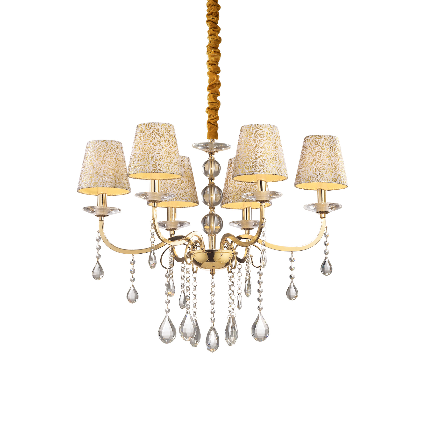 Candelabru Pantheon SP6 Oro